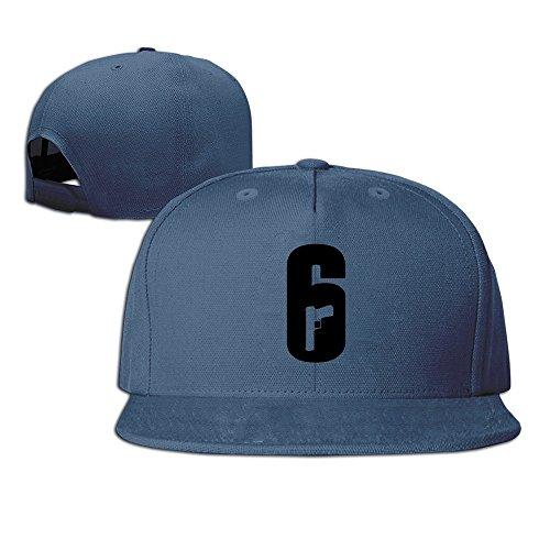 Siege nbsp;Gorra Clancy Rainbow Tom Mujer Man nbsp;– Six Marino béisbol 6 de 's de fresno 4qgBwxY