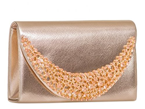 Prom Clutch Wedding Women's Evening Party Black Clutch Bag Wedding For Bag LeahWard Out Night pgUwzZYqp