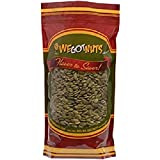 Raw Shelled Pumpkin Seeds - Pepitas, 2 Pound