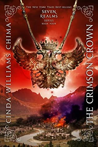 book cover of The Crimson Crown
