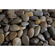 Margo 20lb. Small Mixed Grade A Polished Pebbles .5 in. to 1.5 in. …
