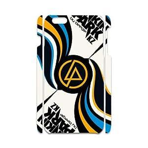 WXSTAR Fashion Linkin Park Custom Case for iPhone6 Plus 5.5 hjbrhga1544