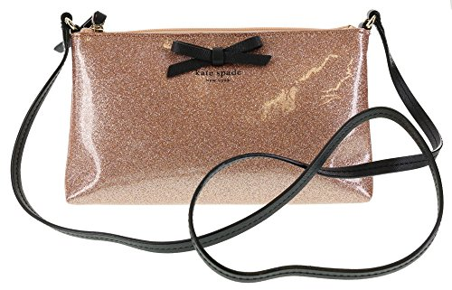 Kate Spade Mavis Street Amy Crossbody Purse Shoulder Bag in Rosegold (799) by Kate Spade New York