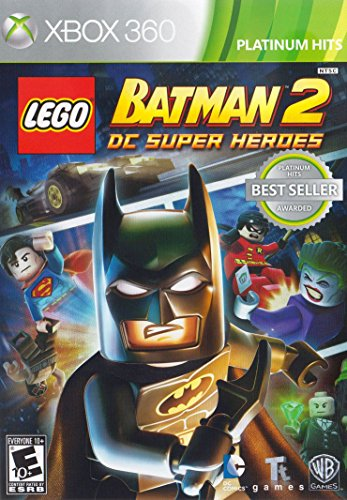 with Xbox 360 LEGO Games design