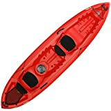 Lifetime Beacon Tandem Kayak%2C Red%2C 1...