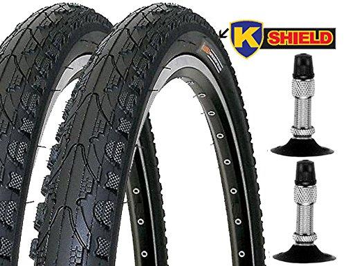 2 x Fahrradreifen Kenda Pannensicher 28 Zoll 28x1.75 47-622 700x45C K-Shield inklusive 2 x 28