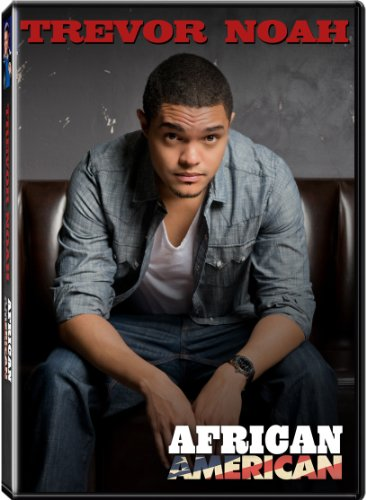 Trevor Noah: African American by Inception Media Group