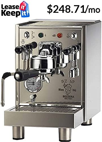 Amazon.com: bezzera bz10 Espresso machine: Kitchen & Dining