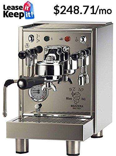 Semi Automatic Traditional Espresso Machine (Bezzera BZ10 Espresso Machine)