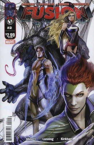Fusion (Image) #2 VF ; Image comic book