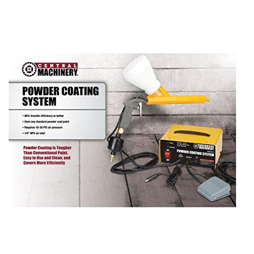 Powder Coating System from TNM