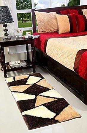 Jai Durga Home Furnishing Bedside Runner - (22 x 55 inch)