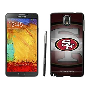 Samsung Note 3 Protective Cover Case San Francisco 49ers 18_Samsung Galaxy Note 3 N900A N900V N900P N900T Case_32014 by mcsharks