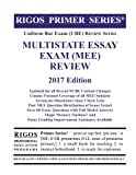 Rigos Primer Series Uniform Bar Exam (UBE) Review Multistate Essay Exam (MEE): 2017 Edition