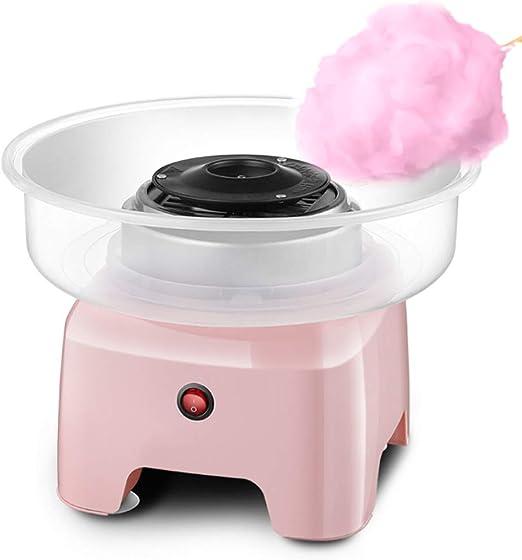 SJLHP Cotton Candy Machine 500W, Máquina De Algodón De Azúcar para ...