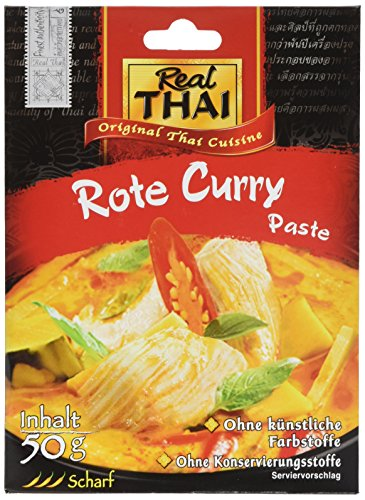 Real THAI Rote Curry Paste (1 x 50 g)