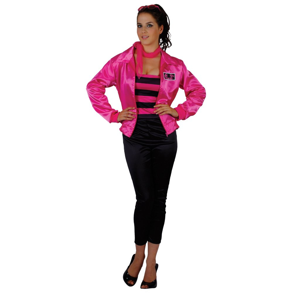 Grease T-Bird Cutie Pink Lady Fancy Dress Costume XS (disfraz ...