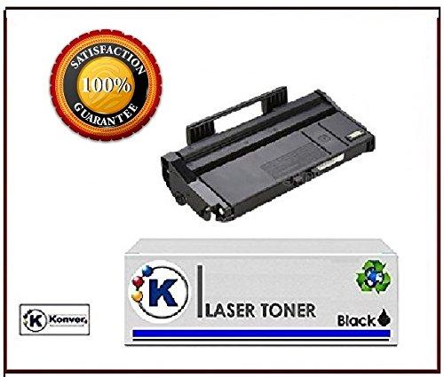 KONVER Toner Compatible KSP100 Sustituye RICOH AFICIO SP 100 ...
