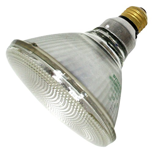 Sylvania 15558 250W Halogen Light Bulb-PAR38-Flood-4,500 Life Hours-3,600 lm, 120V