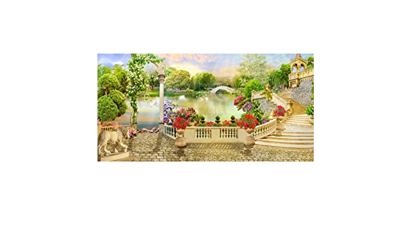 8x12 FT Tiger Vinyl Photography Backdrop,Noble Beast Crouching on a Rock Sumatrian Large Cat Beautiful Nature Photography Background for Baby Birthday Party Wedding Graduation Home Decoration