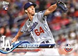 Walker Buehler 2018 Topps Opening Day #132 RC Rookie Dodgers Baseball Card