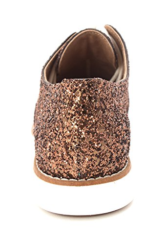 Cole Haan Baskets pour Femme/US Frauen Bronze Glitter TUUT96rrRU