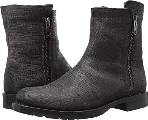 - FRYE Women's Natalie Double Zip Boot Charcoal 7.5 M US