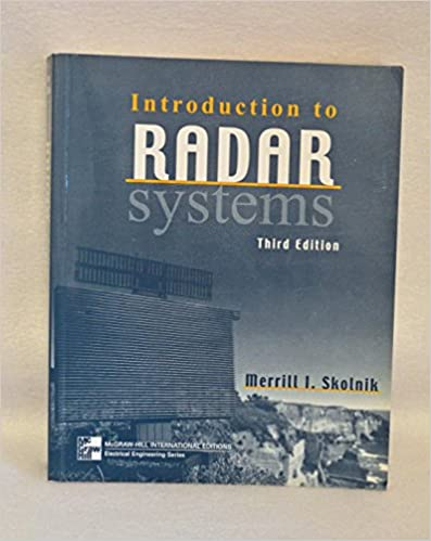 :ONLINE: Introduction To Radar Systems. ahorrara junto interfaz Bright Wizards boards paises market
