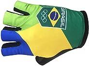 Barbedo Sports Luva Time Brasil Bandeira