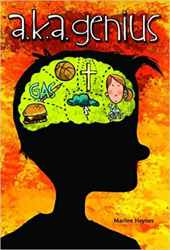 A.K.A. Genius Book by Marilee Haynes