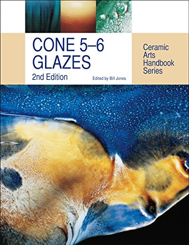Cone 5-6 Glazes (Ceramic Arts Handbook)