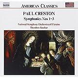 Creston: Symphonies 1-3