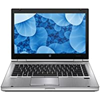 HP Elitebook 8470p Laptop - Core i5 2.6ghz - 4GB DDR3 - 250GB HDD - DVDRW - Windows 10 Pro 64bit - (Certified Refurbished)
