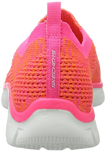 Empire Femme Look Orange orhp Sneakers Basses inside Skechers Bnz8SS