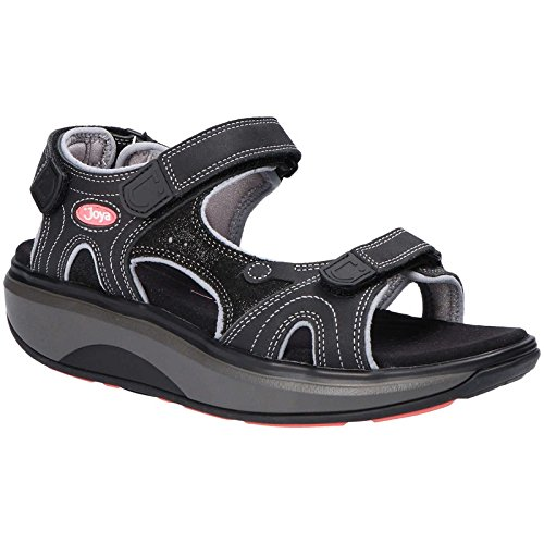 8b226a33 Joya Womens ID Cairo II Black Nubuck Sandals 8 US - Buy Online in UAE. |  Apparel Products in the UAE - See Prices, Reviews and Free Delivery in Dubai,  ...