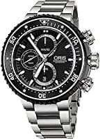 Oris Pro Diver Chronograph Men's Watch 77477277154MB