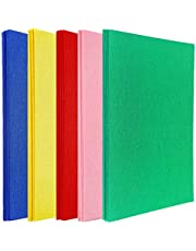 Stiff Felt Sheets for Crafts, 9x12 inches