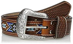Nocona Men's Beaded Belt