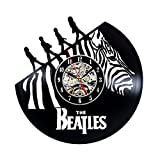 Unique Vintage Design Beatles Vinyl Wall Clock