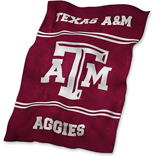 NCAA Texas A&M Ultrasoft Blanket ()