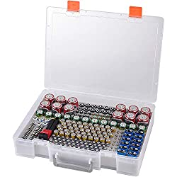 Image of the product Battery Organizer Holder  that is listed on the catalogue brand of ALKOO.