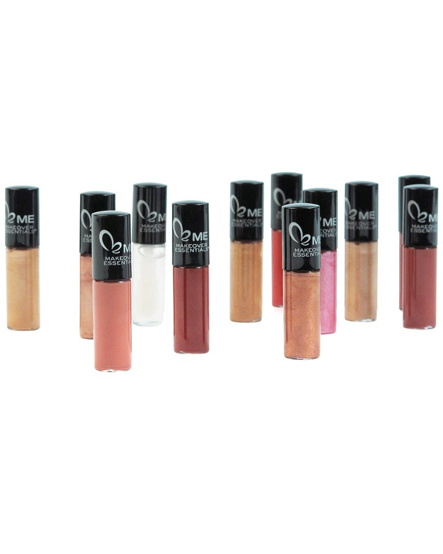 Makeover Essentials Makeup Reviews: Amazon.com : Makeover Essentials ME Lip Trio, Lip Gloss