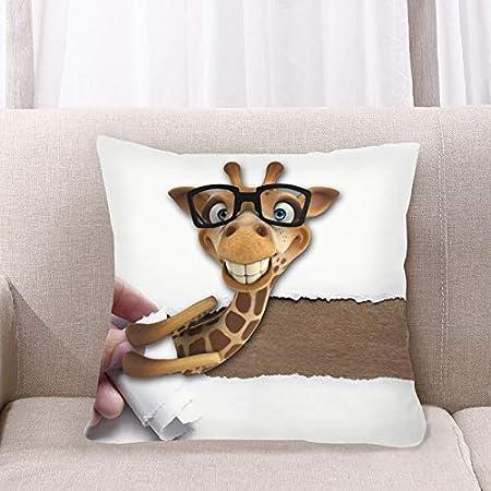 letto e sedia per divano 45 x 45 cm quadrata VIPbuy 3d Cat Federa per cuscino super morbida 45 x 45 Centimeters