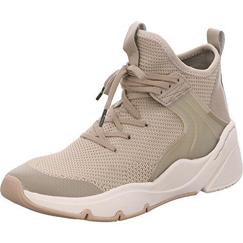 Tamaris Sneaker grau velour