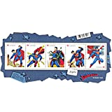 Superman Special Issue Canada Stamps Postage Paid