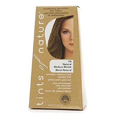 (2 Pack) - Tints of Nature - Natural Medium Blonde | 120ml | 2 PACK BUNDLE
