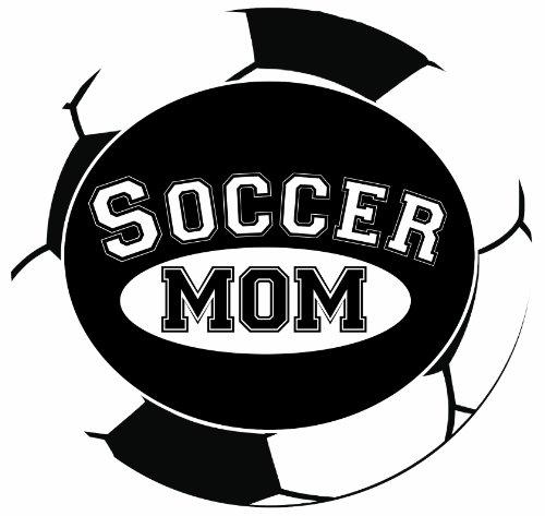 E & S Pets Car Magnet, Soccer Mom