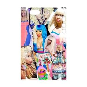 DDOUGS I Nicki Minaj Best Cell Phone Case for Iphone 5,5S, Custom Iphone 5,5S Case