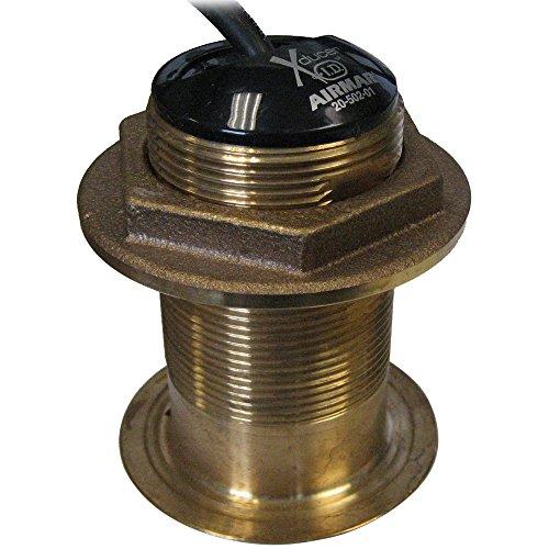 (Si-tex Tilted-Element Bronze Thru-Hull Transducer for Cvs-126 & Cvs-128)