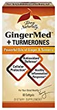 Terry Naturally Gingermed + Turmerones – 60 Softgels Review